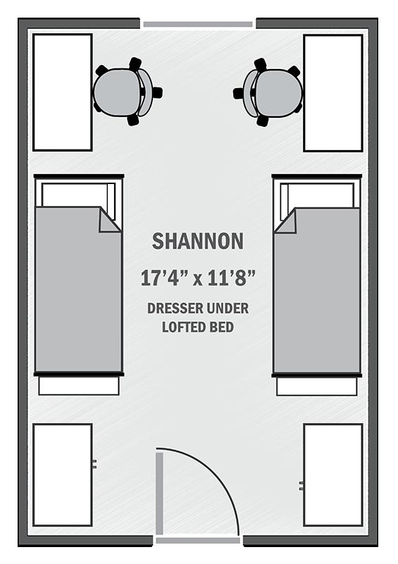 Shannon sample floor plan