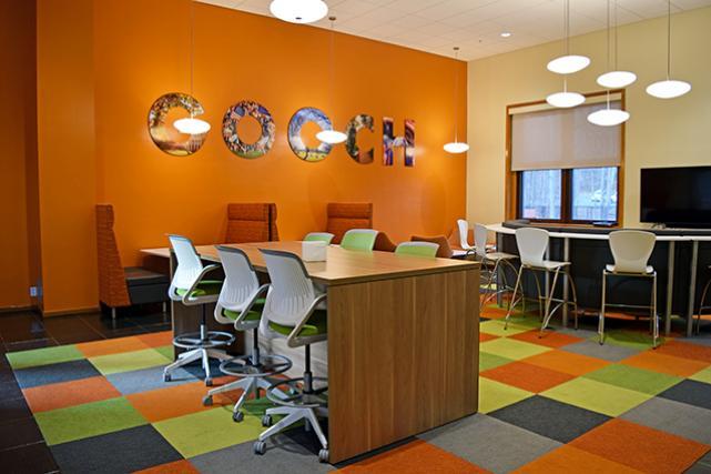 Gooch lounge