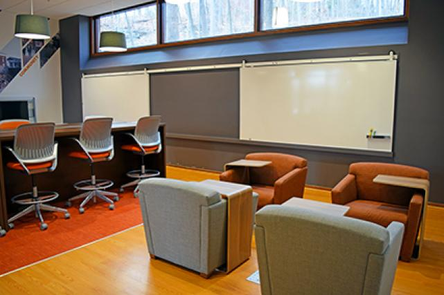 Gooch study lounge