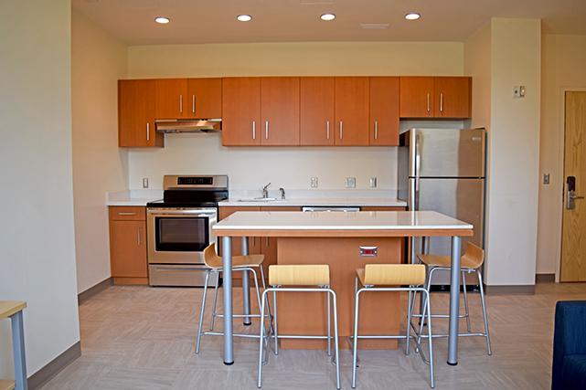 Bond kitchen and kitchen island