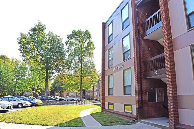Copeley Apartments