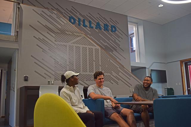 Dillard lounge