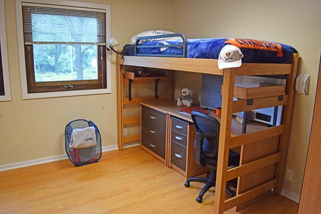 Dillard Double Bedroom