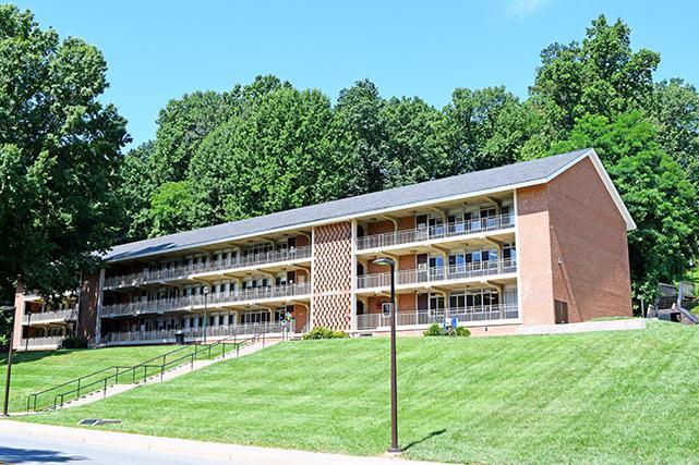 Alderman Road suite-style housing