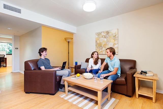 Gooch suite common room
