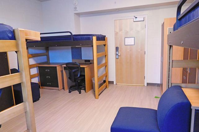 McCormick Road triple room