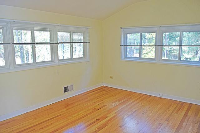 Master bedroom (bedrooms are on the upper level)