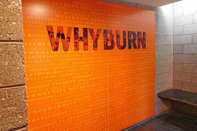 Whyburn entry signage