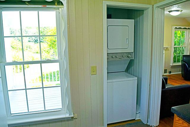 Shared laundry for Faulkner Drive residents