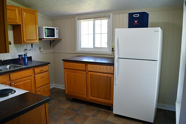 Shared kitchen for Faulkner Drive residents