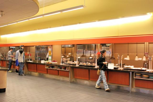 Runk Dining Hall