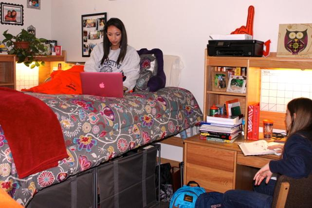 Kellogg bedroom