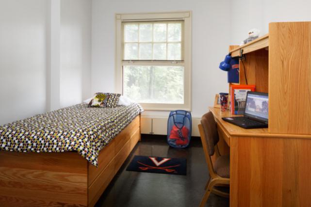 Munford/Gwathmey Single Room