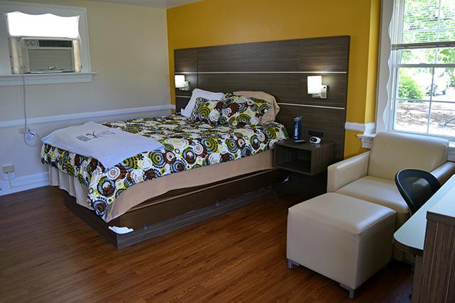 Bedroom in 465 Faulkner Drive
