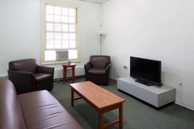 Gwathmey lounge
