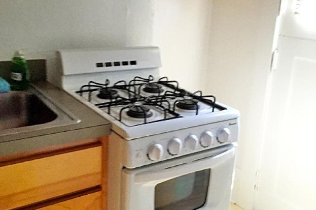 Upper appartment kitchen
